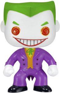 Funko POP del Joker clásico 2 - Los mejores FUNKO POP del Joker - Los mejores FUNKO POP de personajes de DC