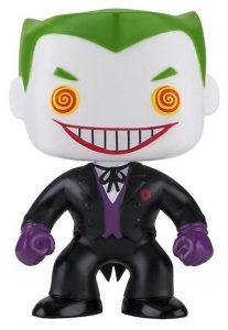 Funko POP del Joker clásico - Los mejores FUNKO POP del Joker - Los mejores FUNKO POP de personajes de DC