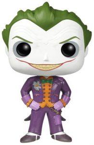 Funko POP del Joker de Arkham Asylum - Los mejores FUNKO POP del Joker - Los mejores FUNKO POP de personajes de DC