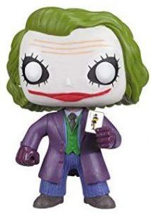 Funko POP del Joker de Heath Ledger - Los mejores FUNKO POP del Joker - Los mejores FUNKO POP de personajes de DC