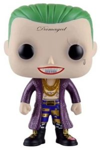 Funko POP del Joker de Jared Leto con gabardina - Los mejores FUNKO POP del Joker - Los mejores FUNKO POP de personajes de DC