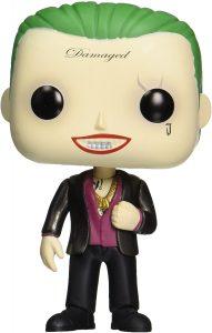 Funko POP del Joker de Jared Leto exclusivo - Los mejores FUNKO POP del Joker - Los mejores FUNKO POP de personajes de DC