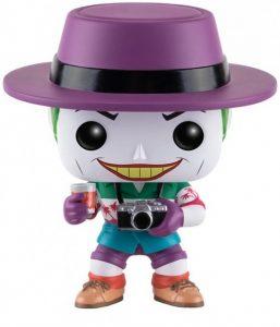 Funko POP del Joker de la Broma Asesina del Comic - Los mejores FUNKO POP del Joker - Los mejores FUNKO POP de personajes de DC