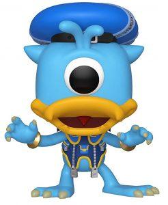 Funko POP del Pato Donald monstruos S.A. - Los mejores FUNKO POP del Pato Donald - FUNKO POP de Disney