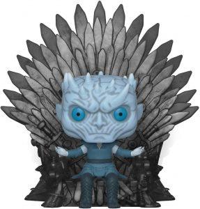 Funko POP del Rey de la noche en el trono de Hierro - Los mejores FUNKO POP de Juego de Tronos del trono de Hierro de HBO - FUNKO POP de Game of Thrones - Funko POP de series de televisión