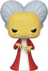 Funko POP del Señor Burns vampiro - Los mejores FUNKO POP de los Simpsons Halloween - Los mejores FUNKO POP de series de dibujos animados