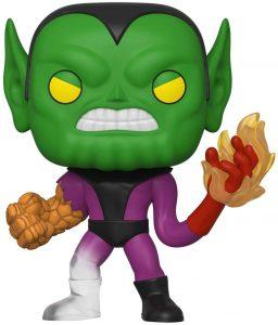 Funko POP del Super Skrull - Los mejores FUNKO POP de los 4 fantásticos - Funko POP de Marvel Comics