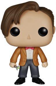 Funko POP del Undécimo Doctor Who clásico - Los mejores FUNKO POP de Doctor Who - Funko POP de series de televisión
