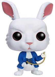 Funko POP del conejo blanco Live Action - Los mejores FUNKO POP de Alicia en el País de las Maravillas - Funko POP de Disney