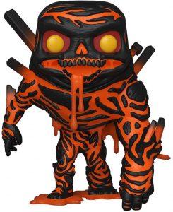 Funko POP del elemental de fuego - Los mejores FUNKO POP de villanos de Spiderman - Los mejores FUNKO POP del Spiderverse de Sony