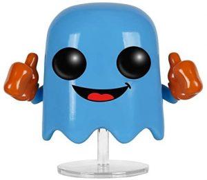 Funko POP del fantasma azul - Los mejores FUNKO POP del Pacman - Los mejores FUNKO POP de personajes de videojuegos