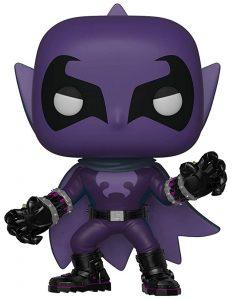 Funko POP del merodeador - Los mejores FUNKO POP de Spiderman - Los mejores FUNKO POP del Spiderverse - Funko POP de Marvel Comics - Los mejores FUNKO POP de los Vengado