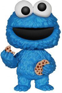 Funko POP del monstruo de las galletas - Los mejores FUNKO POP de Barrio Sésamo - Los mejores FUNKO POP de series de dibujos animados