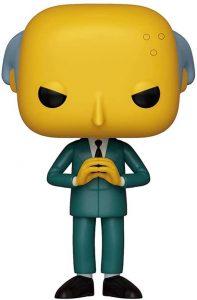 Funko POP del señor Burns - Los mejores FUNKO POP de los Simpsons - Los mejores FUNKO POP de series de dibujos animados