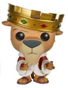 Funko Pop del Príncipe John- Los mejores FUNKO POP de Robin Hood - Funko POP de Disney