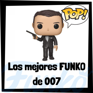 Los mejores FUNKO POP del Agente 007, James Bond