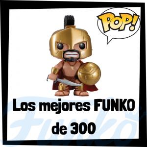 Los mejores FUNKO POP de 300 - FUNKO POP de películas