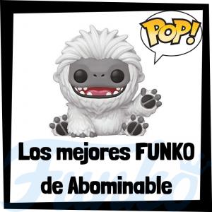 Los mejores FUNKO POP de Abominable - FUNKO POP de películas de animación