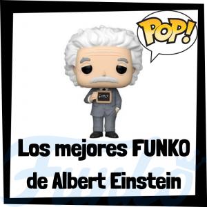 Los mejores FUNKO POP de Albert Einstein - Los mejores FUNKO POP de personajes históricos - Los mejores FUNKO POP de científicos