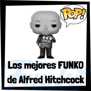 Los mejores FUNKO POP de Alfred Hitchcock - Los mejores FUNKO POP de personajes históricos - Los mejores FUNKO POP de directores de cine