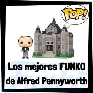 Los mejores FUNKO POP de Alfred Pennyworth - Funko POP de la Liga de la Justicia - Funko POP de personajes de DC - Aliados de Batman