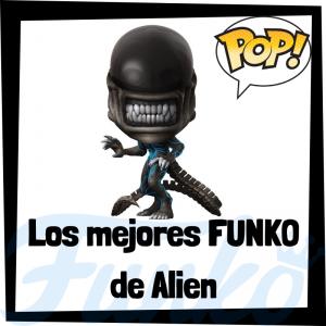 Los mejores FUNKO POP de Alien - FUNKO POP de películas de terror