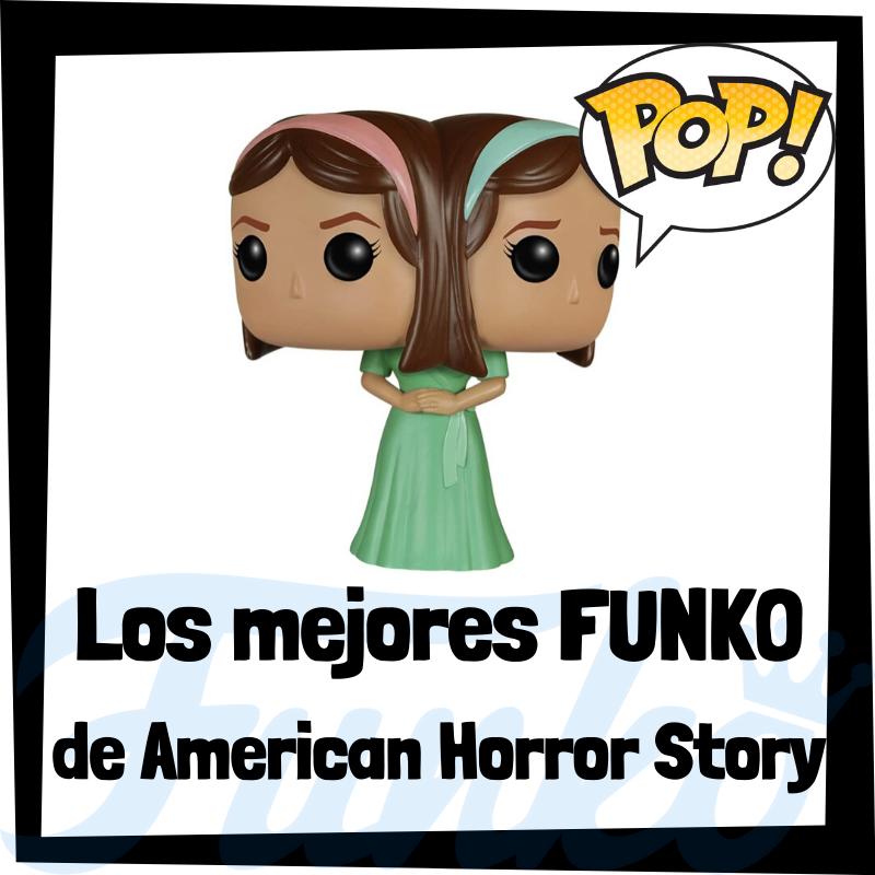 Los mejores FUNKO POP de American Horror Story