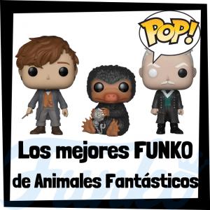 Los mejores FUNKO POP de Animales fantásticos y dónde encontrarlos de Harry Potter - FUNKO POP de Fantastic Beasts - FUNKO POP de películas