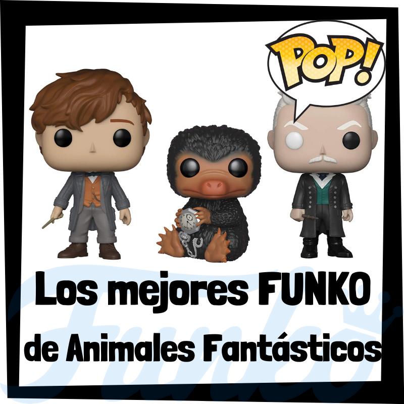 Los mejores FUNKO POP de animales fantásticos
