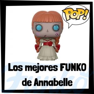 Los mejores FUNKO POP de Annabelle - FUNKO POP de películas de terror