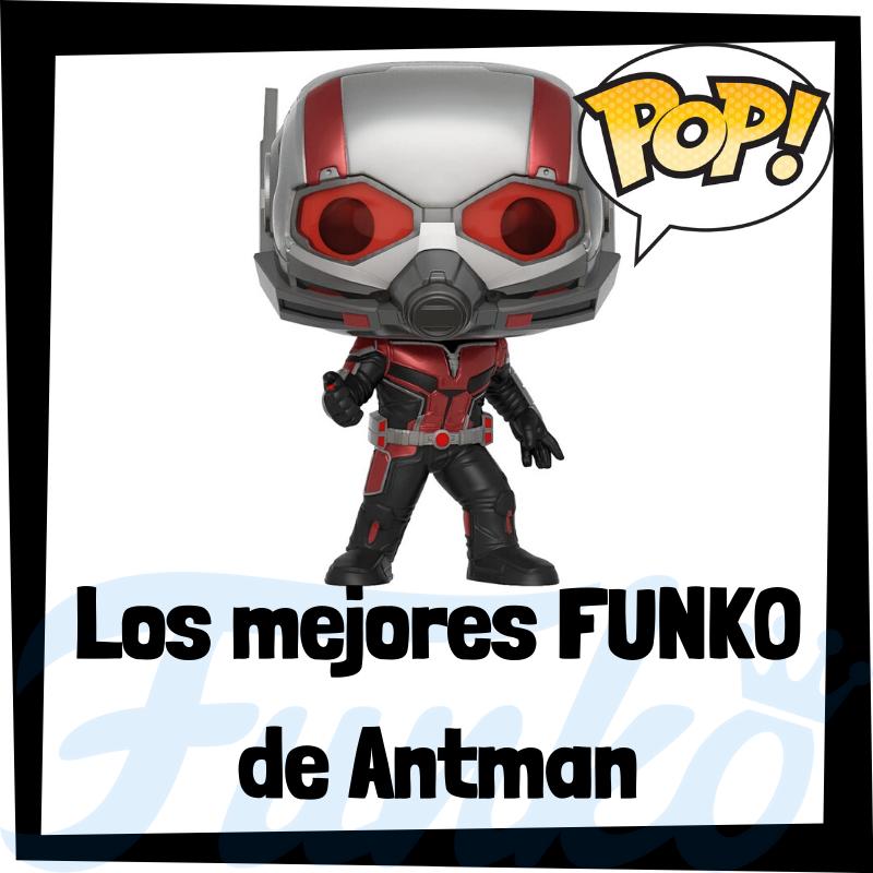 Los mejores FUNKO POP de Antman