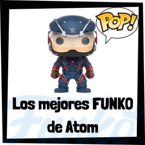 Los mejores FUNKO POP de Atom