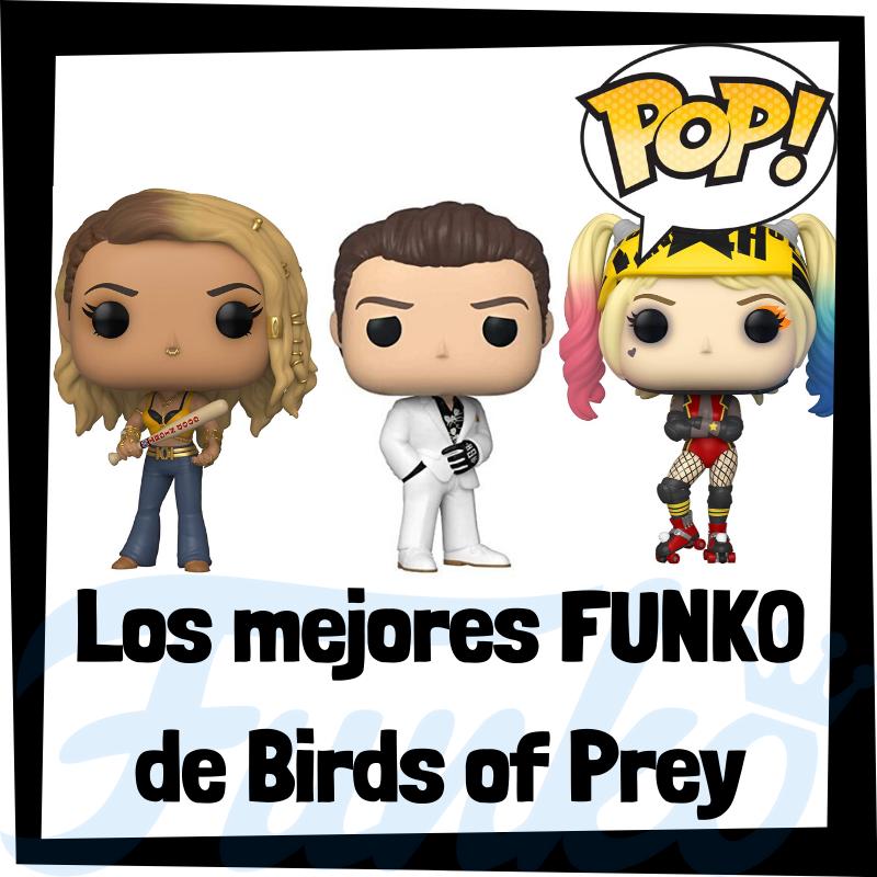 Los mejores FUNKO POP de Birds of Prey