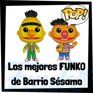 Los mejores FUNKO POP de Barrio Sésamo - Funko POP de series de televisión de dibujos animados