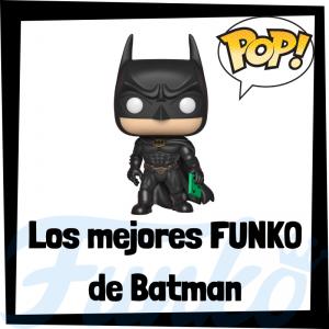 Los mejores FUNKO POP de Batman