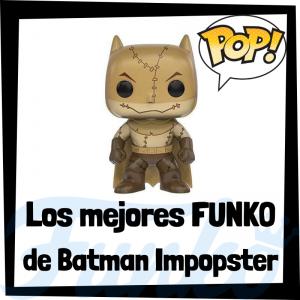 Los mejores FUNKO POP de Batman Impopster - Funko POP de la Liga de la Justicia - Funko POP de personajes de DC