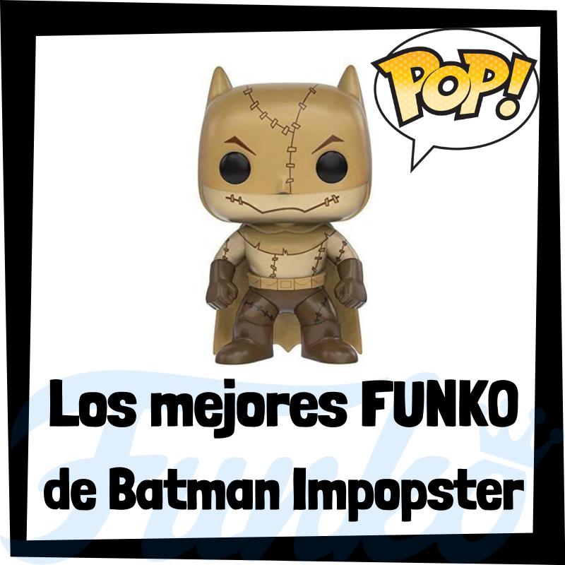 Los mejores FUNKO POP de Batman Impopster