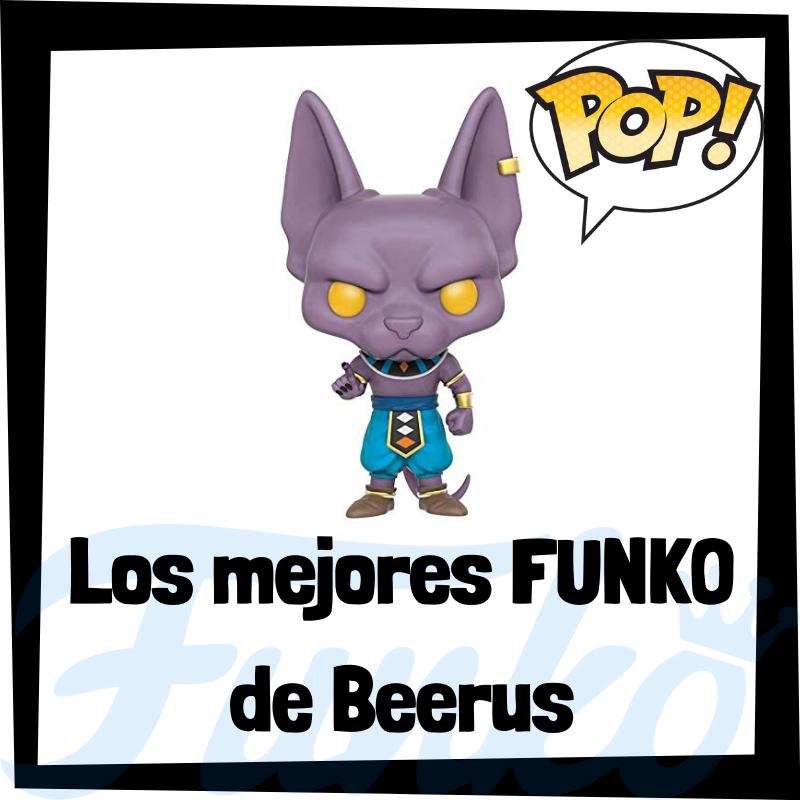 Los mejores FUNKO POP de Beerus