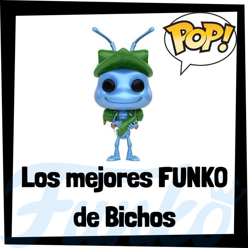 Los mejores FUNKO POP de Bichos