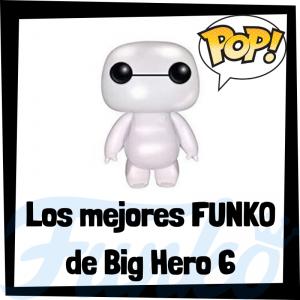 Los mejores FUNKO POP de Big Hero 6