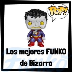 Los mejores FUNKO POP de Bizarro - Funko POP de villanos de Superman - Funko POP de personajes de DC