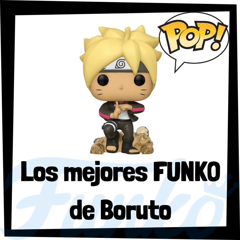 Los mejores FUNKO POP de Boruto