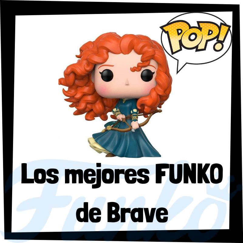 Los mejores FUNKO POP de Brave