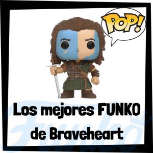 Los mejores FUNKO POP de Braveheart - FUNKO POP de películas