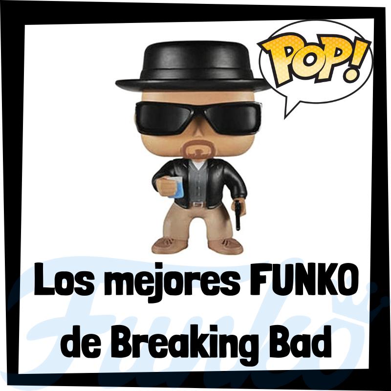 Los mejores FUNKO POP de Breaking Bad