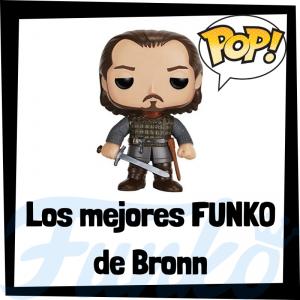 Los mejores FUNKO POP de Bronn de Juego de Tronos - Los mejores FUNKO POP del personaje de Bronn en Game of Thrones - Funko POP de series de televisión