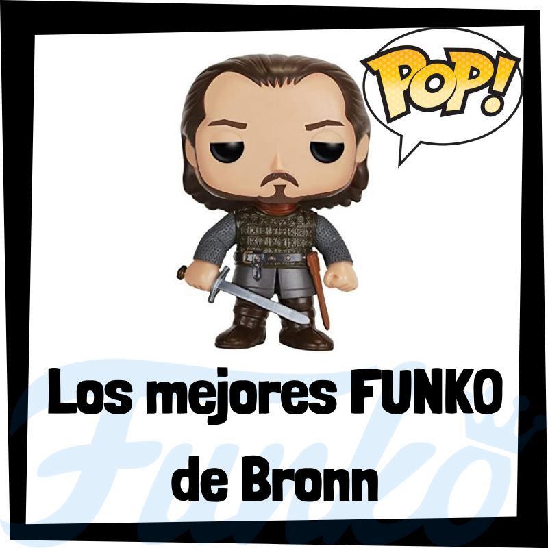 Los mejores FUNKO POP de Bronn de Juego de Tronos