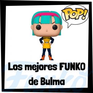 Los mejores FUNKO POP de Bulma