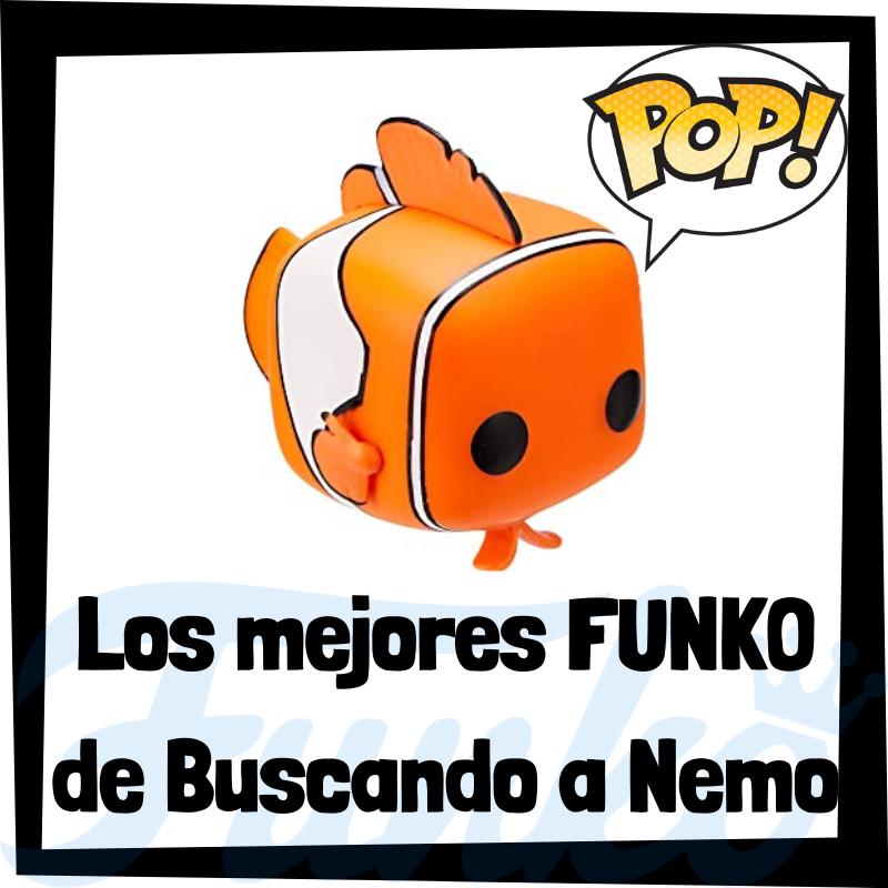 Los mejores FUNKO POP de Buscando a Nemo