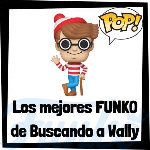 Los mejores FUNKO POP de Buscando a Wally - Funko POP de series de televisión de dibujos animados y libros